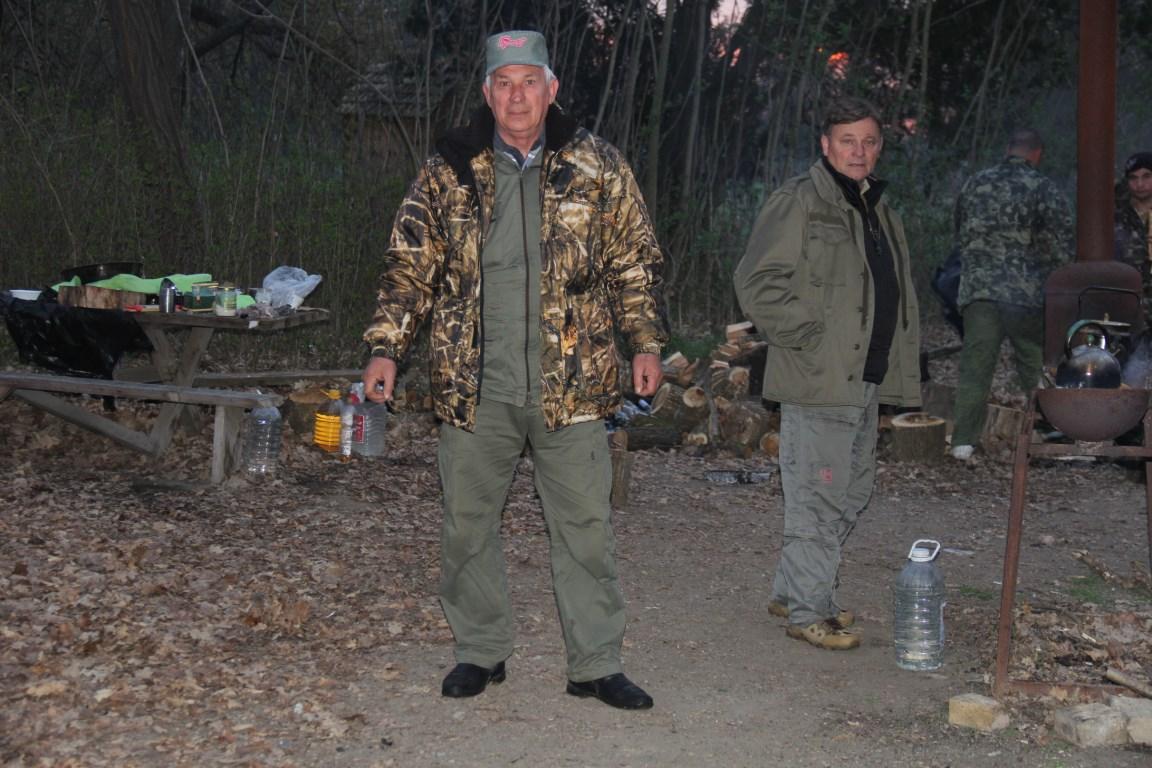Информация общество охотников и рыболовов